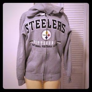 Steelers Full Zip Jacket